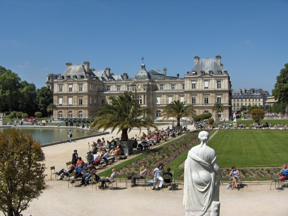 029 Luxembourg Palace