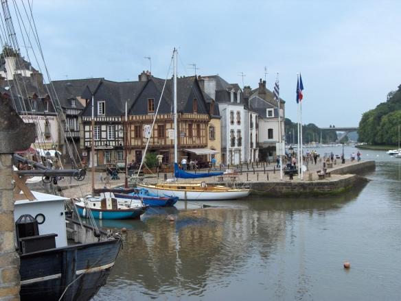 Port de St. Goustan
