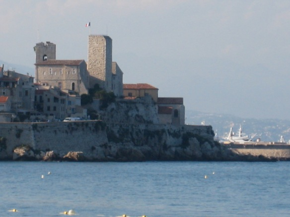 Cap d'Antibes - the oldest part of the village