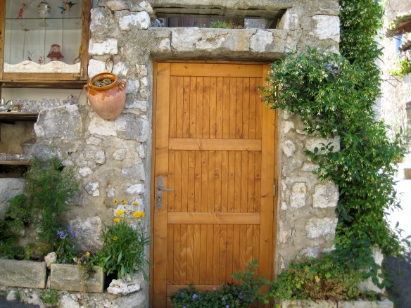 I have a fascination with doors and doorways. Loved this one.