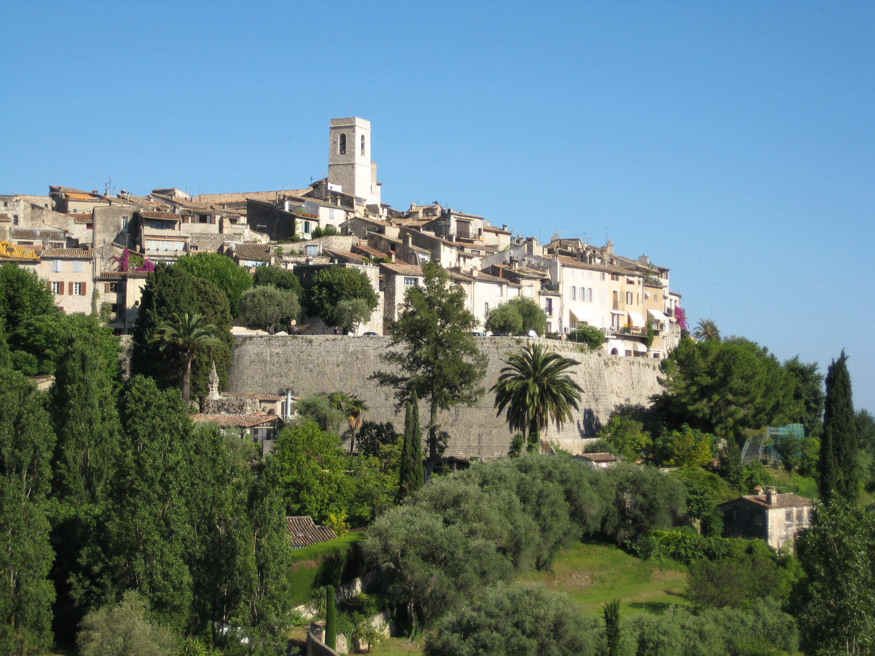 Saint-Paul-de-Vence France  city photos : St. Paul de Vence | A French American Life