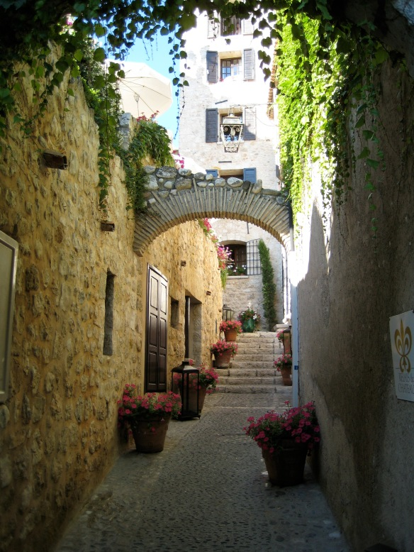 St. Paul de Vence - this place is made for photos