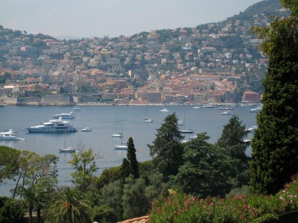 340 View west of Villeneuve sur Mer