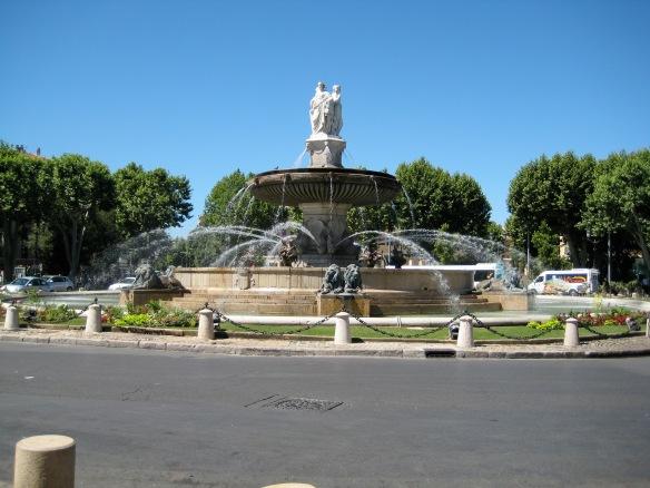 Place du General de Gaulle, Aix-en-Provence