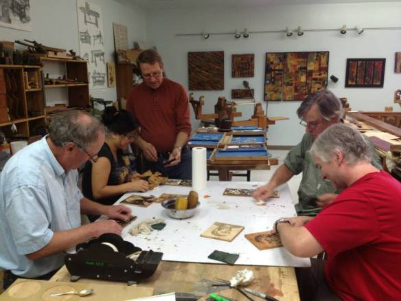 American School of French Marquetry in San Diego, CA