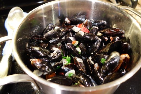 Les Moules (Mussels)